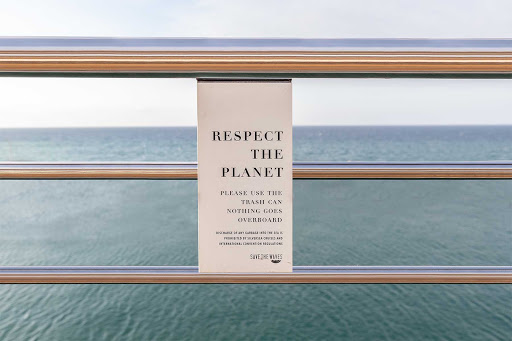 A mindful notice on Silver Origin: Respect the planet.