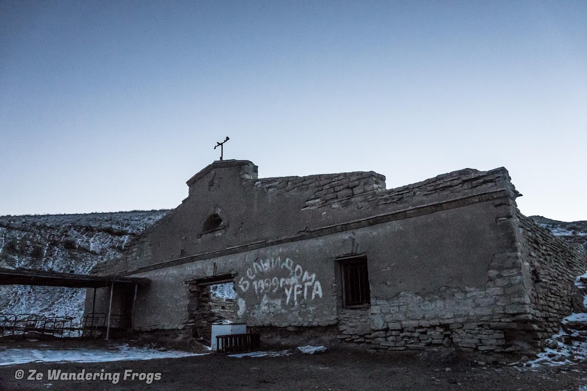 Off-the-Beaten Path Uzbekistan: A 3-Day Aral Sea Tour // Old Fish Cannery
