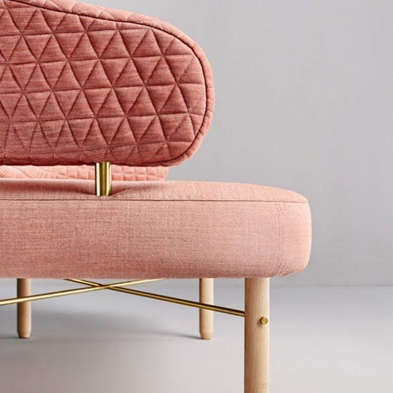 Sputnik diseña un sofá inspirado en Nina Simone para Missana