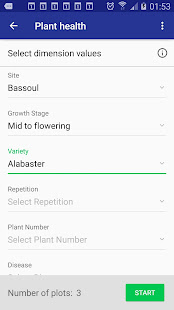 App SFSA Field Trials APK for Windows Phone