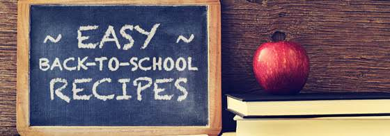 Back-to-School Recipes
