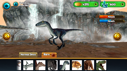 Dino World Online - Hunters 3D  screenshots 1