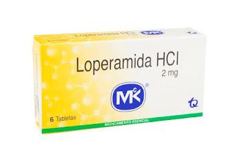 Loperamida MK 2mg Tableta
