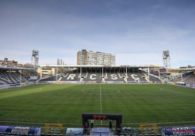 Charleroi voudrait construire un nouveau stade