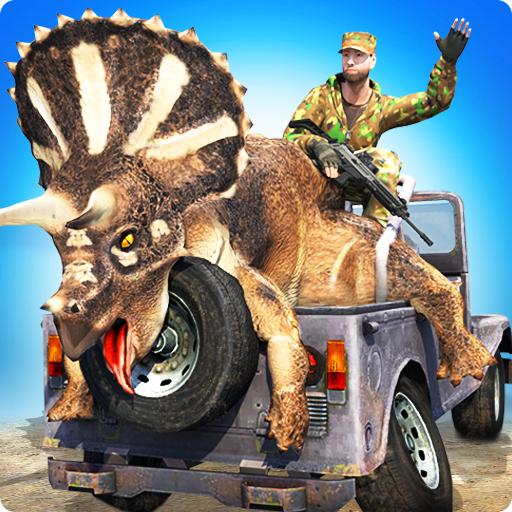 Dinosaur Games - Dinosaur Hunt 2019 Simulator Android APK Download Free By GAME TSUNAMI