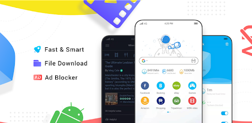 We Browser - Ad Blocker & Fast Download & Privacy