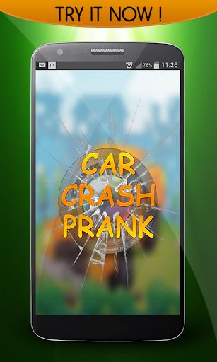 Car Crash Prank