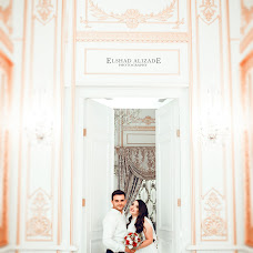 Wedding photographer Elshad Alizade (elshadalizade). Photo of 02.09.2018