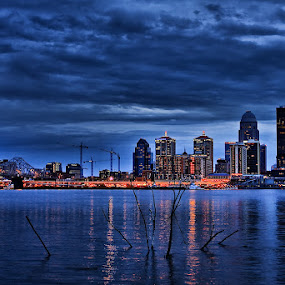 Louisville , Kentucky by Melanie Ayers Wells-Photography - Landscapes Waterscapes