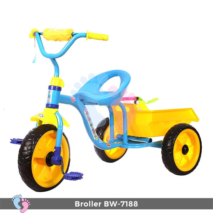 Xe đạp trẻ em 3 bánh Broller XD3-7188 8