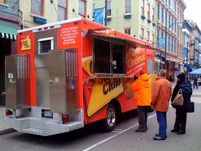 Photo: Cincinnati Chili truck - Cincinnati has more Chili Parlors than any city in the world.