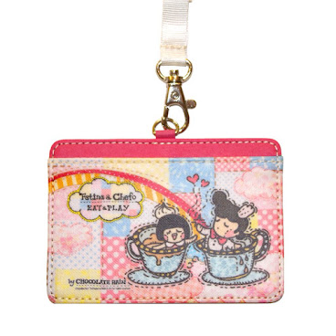 2384-Card holder (Eat & Play)
