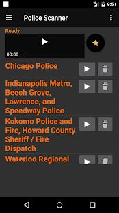 Police Scanner- screenshot thumbnail