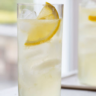 Limoncello Tom Collins.