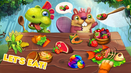 The Tribez Kids: Take care of Stone Age pets! 1.0.1 {cheat|hack|gameplay|apk mod|resources generator} 4