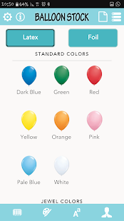 Balloon Stock - náhled