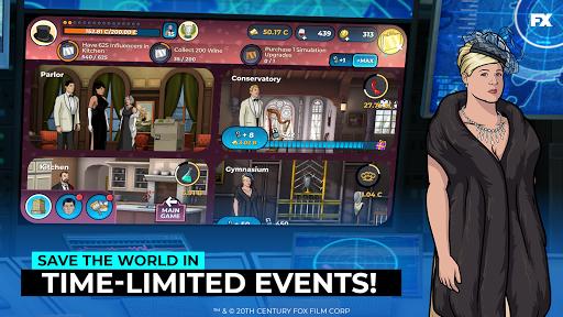 Archer: Danger Phone painmod.com screenshots 4