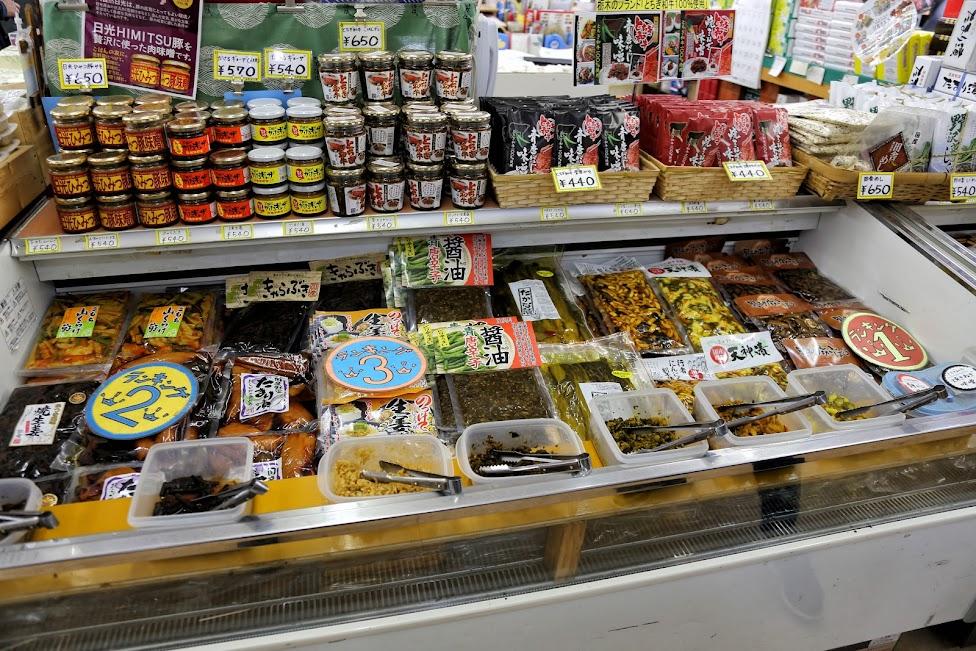japoński sklep spożywczy, zalety Japonii