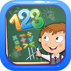Kids Math Fun: Learn Counting icon