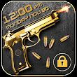 Gun Shooting Locker (Funny Lock Screen)