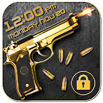 Gun Shooting Locker (Funny Lock Screen) Icon