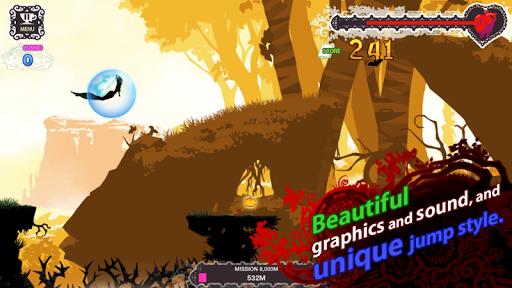 Jumpy Witch screenshots apkshin 4