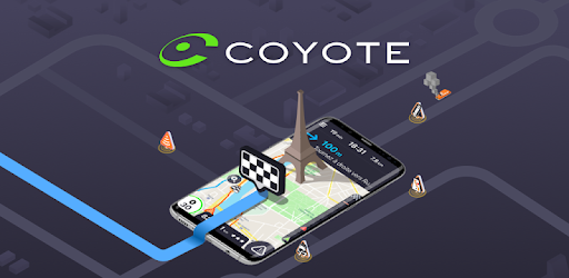 coyote alerts gps traffic apps on google play. Black Bedroom Furniture Sets. Home Design Ideas