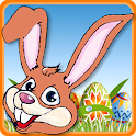 Easter Bunny Run 3D Pro icon
