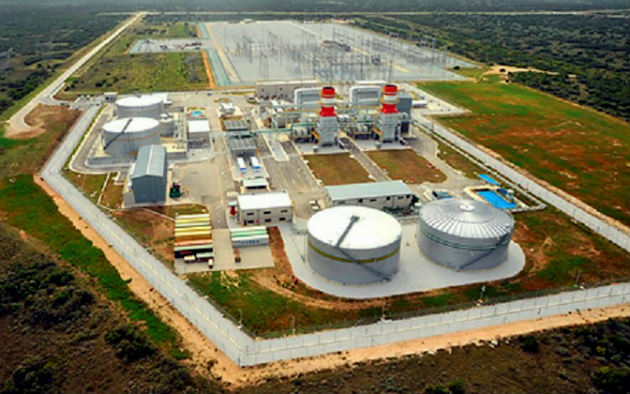 The Dedisa Peaking Power Plant is a diesel-driven 342MW plant and one of the largest operational energy plants at Coega to date