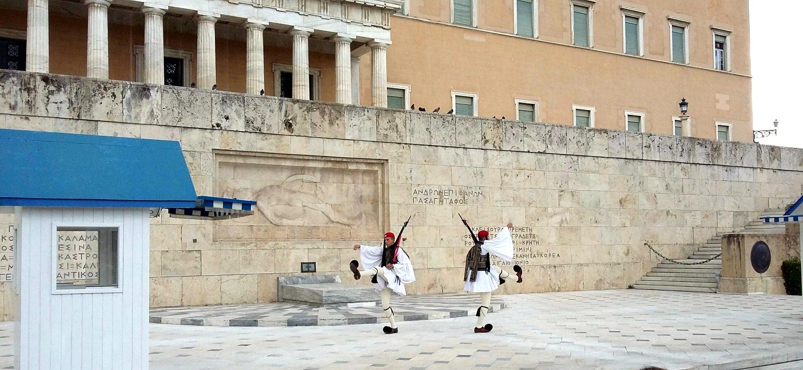 Cosa vedere Atene Piazza Syntagma