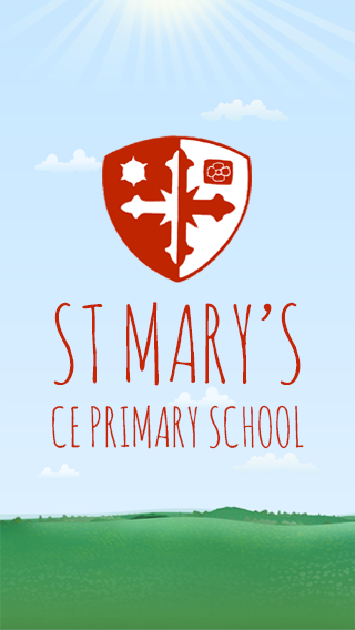 St Mary's CE Primary School- screenshot