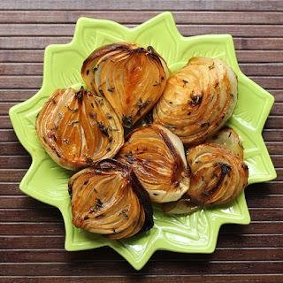 Honey Roasted Onions