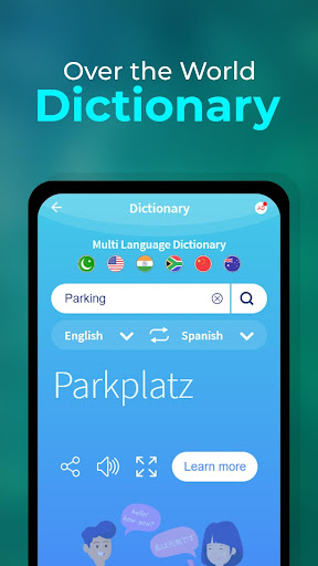 Free Language Translator App screenshot 23