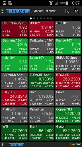 StockMarkets screenshot 2