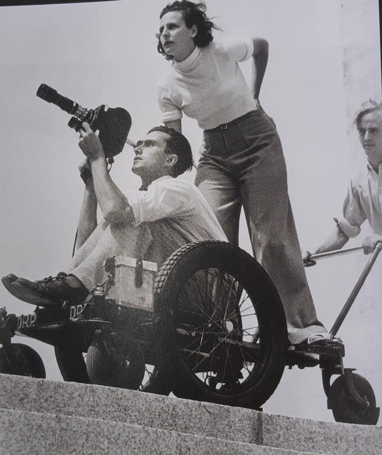 Beim Film im Dritten Reich