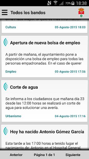 Herrera de Alcántara Informa