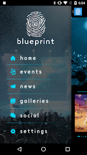 Blueprint events android apps on google play blueprint events screenshot thumbnail malvernweather Images
