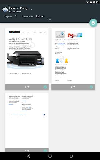 Cloud Print 1.40 screenshots 12