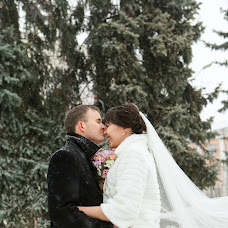 Wedding photographer Maksim Filyutich (Fill). Photo of 11.01.2016
