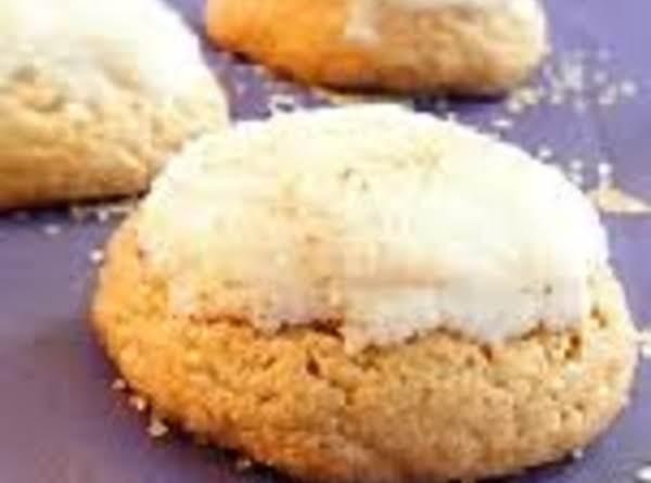 Stuffed Date Cookies