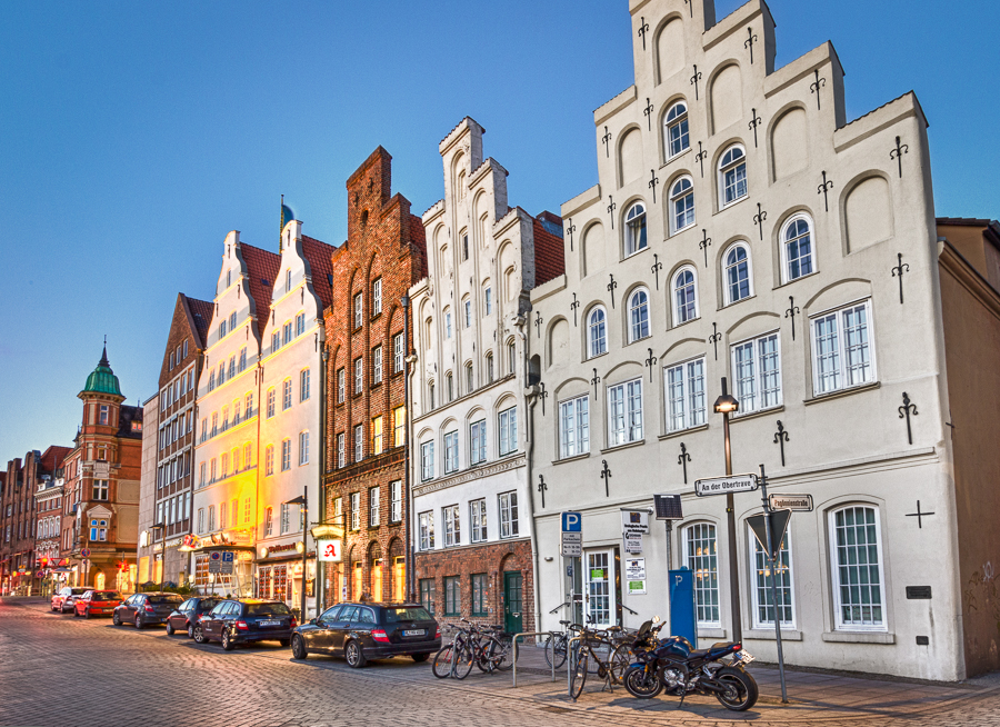 An der Untertrave by Stefan Tiesing - City,  Street & Park  Historic Districts