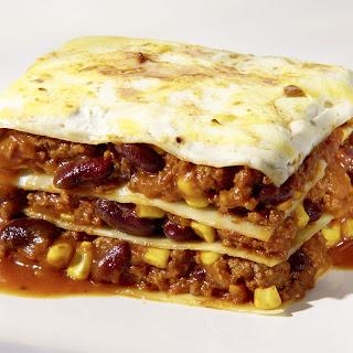 """Lasagne """"Chili con Carne"""""""