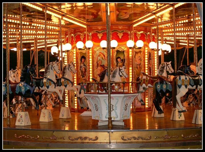Carousel horses di eterea