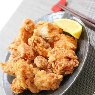 Our Homemade Crispy Fried Chicken, Tatsuta Age-Style!(Classic Deep-fried Dish seasoned with Soy sauc
