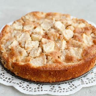 Apple Spelt Cake Recipe
