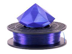 MadeSolid Blue PET+ Filament - 3.00mm (1lb)