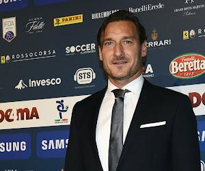 Quand Francesco Totti raconte qu'il était proche de rejoindre...la Lazio