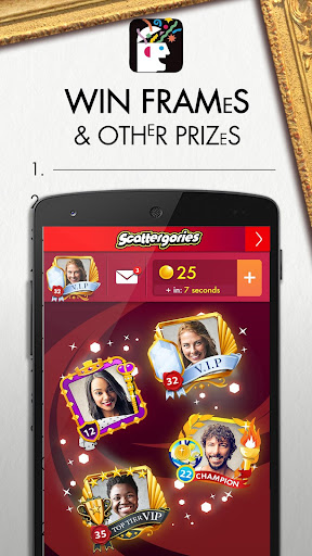 Scattergories - screenshot