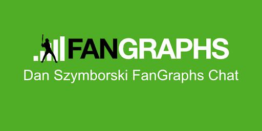 Dan Szymborski FanGraphs Chat – 7/22/21