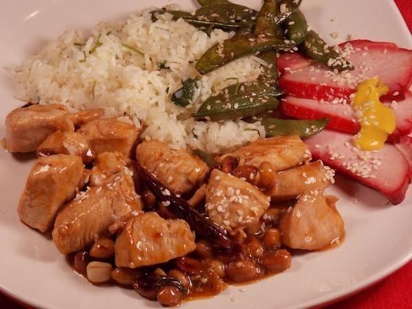 Gongbao Chicken Recipe